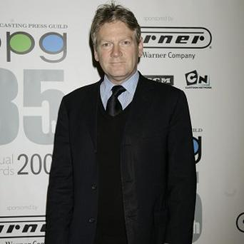 Kenneth Branagh says his appetite for making movies is back with a vengeance