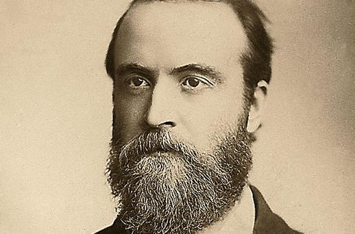 ENIGMA: Irish politician Charles Stewart Parnell