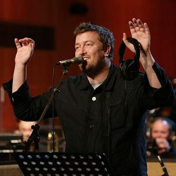 Guy Garvey is excited about Elbow's involvement with the 2012 Olympic theme tune