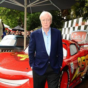 Sir Michael Caine's iconic mac is up for auction