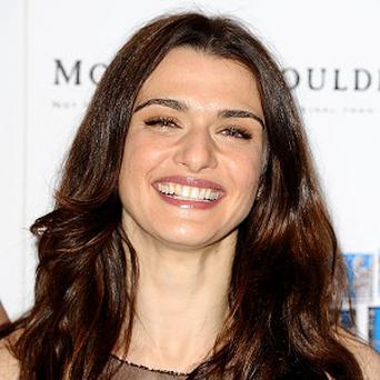 Rachel Weisz has trying to quit smoking