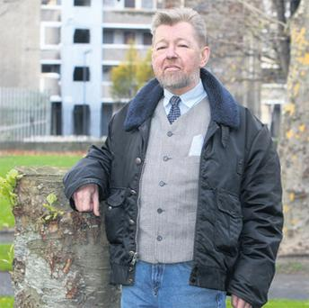 Brendan Duffy, brother of RTE broadcaster Joe Duffy. Photo: Sunday World