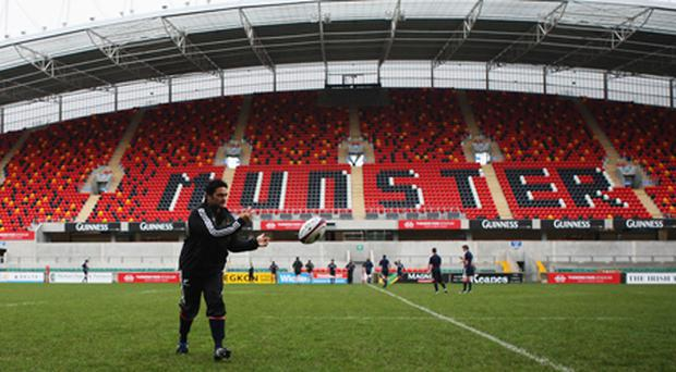 Thomond Park in Limerick. Photo: Getty Images