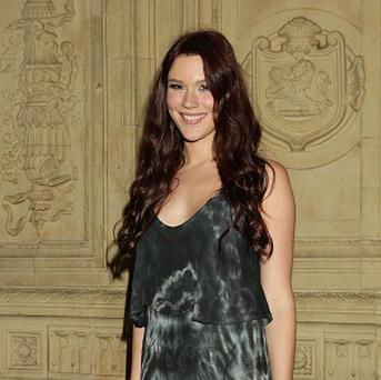 Joss Stone arrives for the Prince's Trust Rock Gala Ball at the Royal Albert Hall