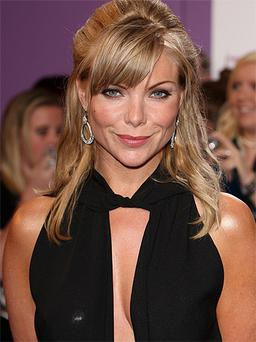 Samantha Womack who has been approached for a possible role on the judging panel for Britain's Got Talent