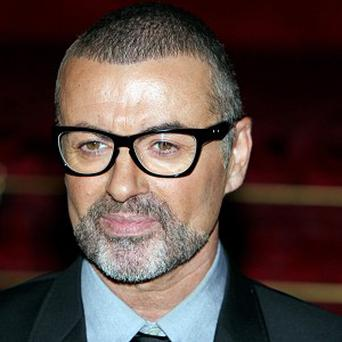 George Michael is in hospital suffering from pneumonia, his publicist has said