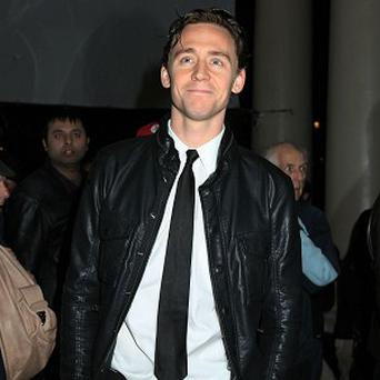 Tom Hiddleston is pleased to have found fame now