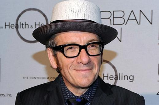 Elvis Costello has urged fans not to buy his latest box set. Photo: Getty Images