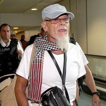 Gary Glitter has had his travel ban lifted
