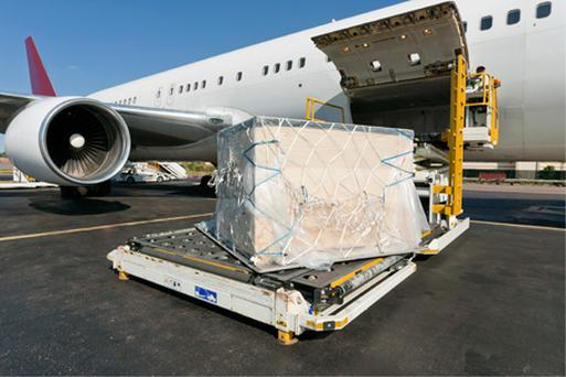 The International Air Transport Association (IATA) said global air cargo capacity shrank 5pc during October compared with 12 months earlier. Photo: Thinkstock