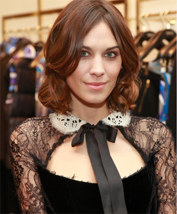 Style icon Alexa Chung. Photo: Getty Images