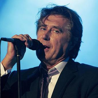 Bryan Ferry's recording career spans nearly 40 years with Roxy Music and as a solo act