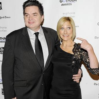 Oliver Platt and Edie Falco hosted the awards