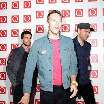 Chris Martin reckons he'd be rubbish without the rest of his Coldplay bandmates