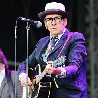 Elvis Costello said the 200 pound album price tag appeared to be a 'misprint or satire'