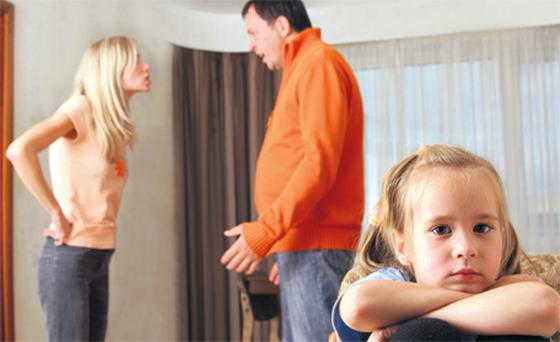 If parents are going through a separation it is important that the school is kept informed