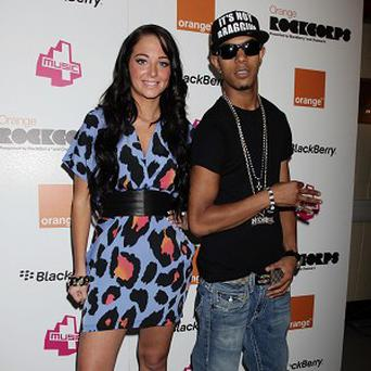 Tulisa Contostavlos and Fazer have been dating for some time