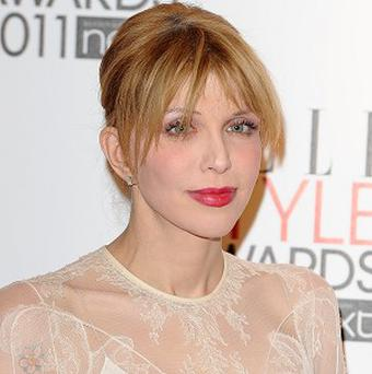 Courtney Love is executive producer on the new Kurt Cobain film