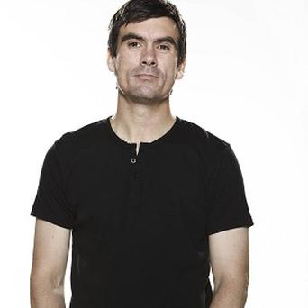 Jeff Hordley says he's nothing like his character Cain Dingle