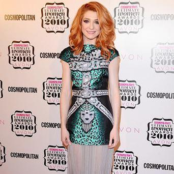 Nicola Roberts is looking forward to the Girls Aloud reunion