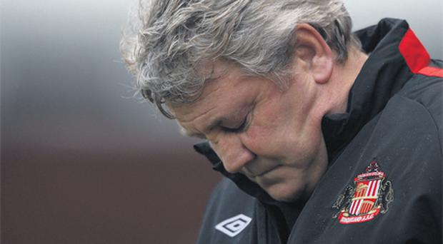 Martin O'Neill is being tipped to replace Steve Bruce at Sunderland