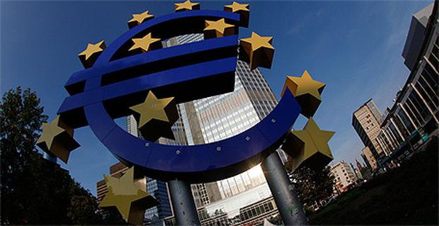 The European Central Bank headquarters in Frankfurt. Photo: Getty Images