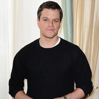Matt Damon was won over by a Cameron Crowe mix tape
