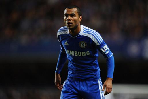Ashley Cole. Photo: Getty Images