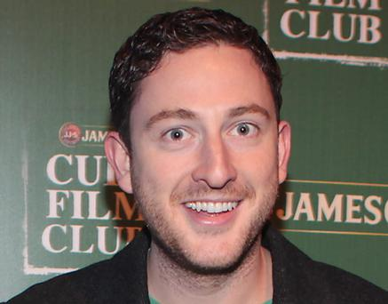 Ray Foley at The Jameson Cult Film Club Screening of