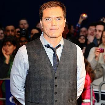 Michael Shannon says acting helped him deal with his problems