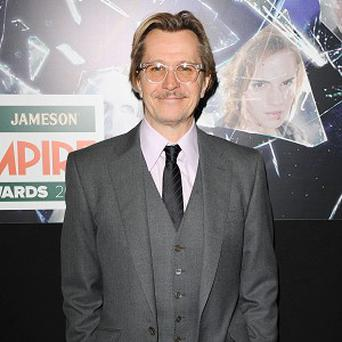 Gary Oldman says he is starring in an adaptation of Smiley's People