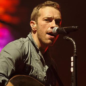 Chris Martin says he is a big fan of The X Factor