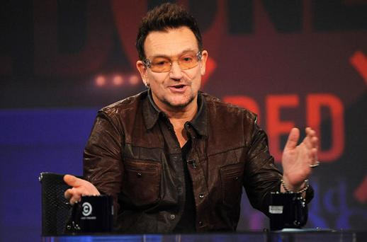 LUCK OF THE DEVIL: Bono was once called 'the worst investor in America'. But not any more
