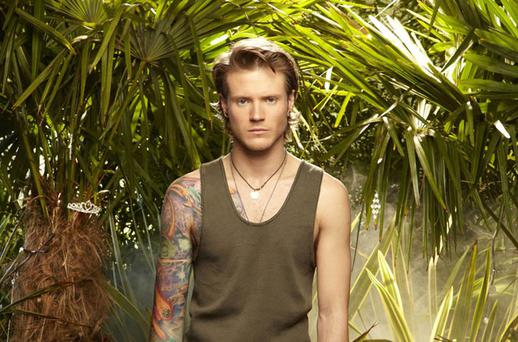 Dougie Poynter has been crowned king of the jungle in the I'm A Celebrity final