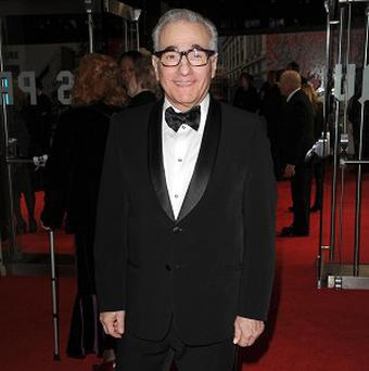 Martin Scorsese was named best director for his movie Hugo by the US National Board of Review