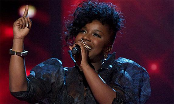 Misha B was booted off the X Factor