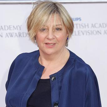 Victoria Wood's hit shows included Dinnerladies and Acorn Antiques