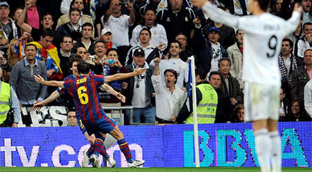 Lionel Messi, Cristiano Ronaldo and Xavi have been shortlisted for the 2011 FIFA Ballon d'Or