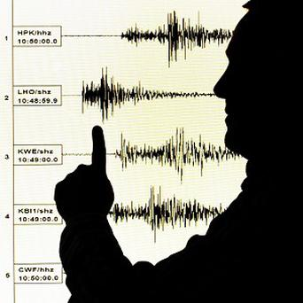 A small earthquake shook houses overnight in Cornwall, it has emerged