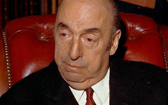 Pablo Neruda died at the age of 69 on Sept. 23, 1973