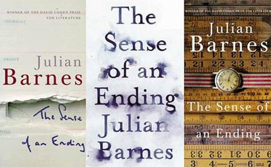 Suzanne Dean made 20 different designs for the cover of Julian Barnes' Man Booker Prize-winning novel The Sense of an Ending