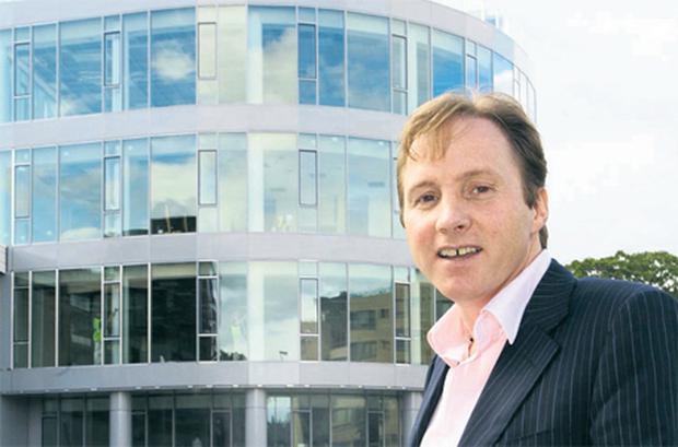 Ray Grehan of Glenkerrin at the Grange. Ray and his brother Danny have each consented to €300m judgments against them in favour of NAMA