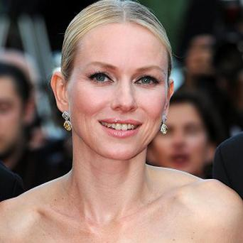 Naomi Watts is also starring in upcoming film J Edgar