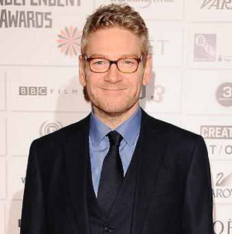 Kenneth Branagh heaped praise on the British Independent Film Awards