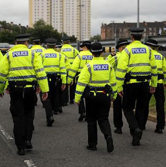 Greater Manchester Police took along 130 witnesses as they carried out a string of 6am raids on suspected drug dealers