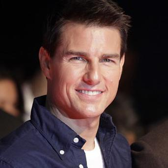 Tom Cruise is in Dubai to promote Mission Impossible Ghost Protocol