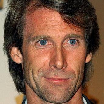 Michael Bay has directed the three Transformers films