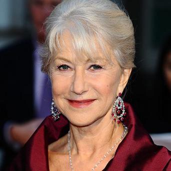 Dame Helen Mirren could be playing Alma Reville in the film