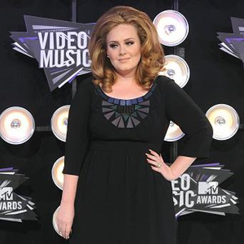 Adele has enjoyed huge chart success with her second album