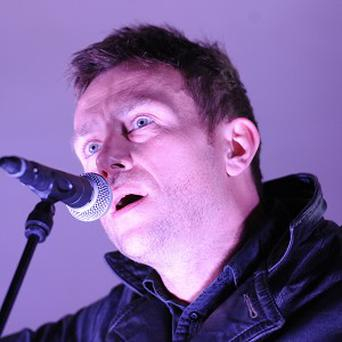 Damon Albarn said it was an honour to be receiving the award